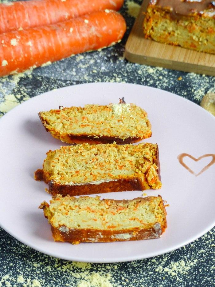 Karottenkuchen_Stücke
