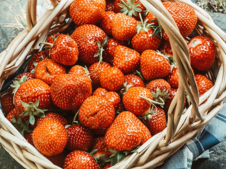 Chiasamen Marmelade Erdbeeren Zuckerfrei