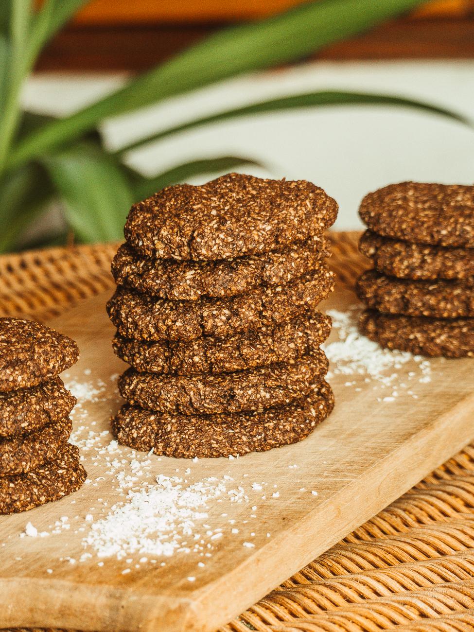 Schelle, vegane Cookies