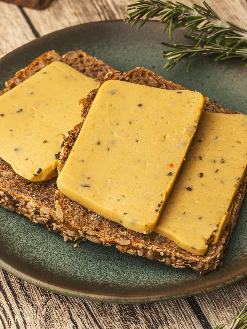 Veganer, fester Käse Rezept