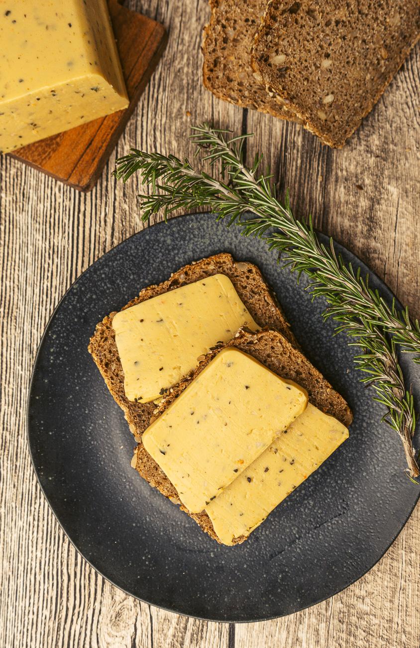 Veganer Käse Rezept