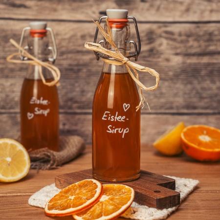 Sirup ohne Zucker Rezept