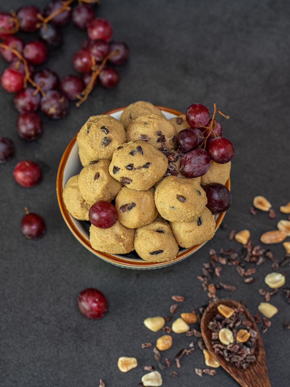 Veganes Cookie Dough Rezept