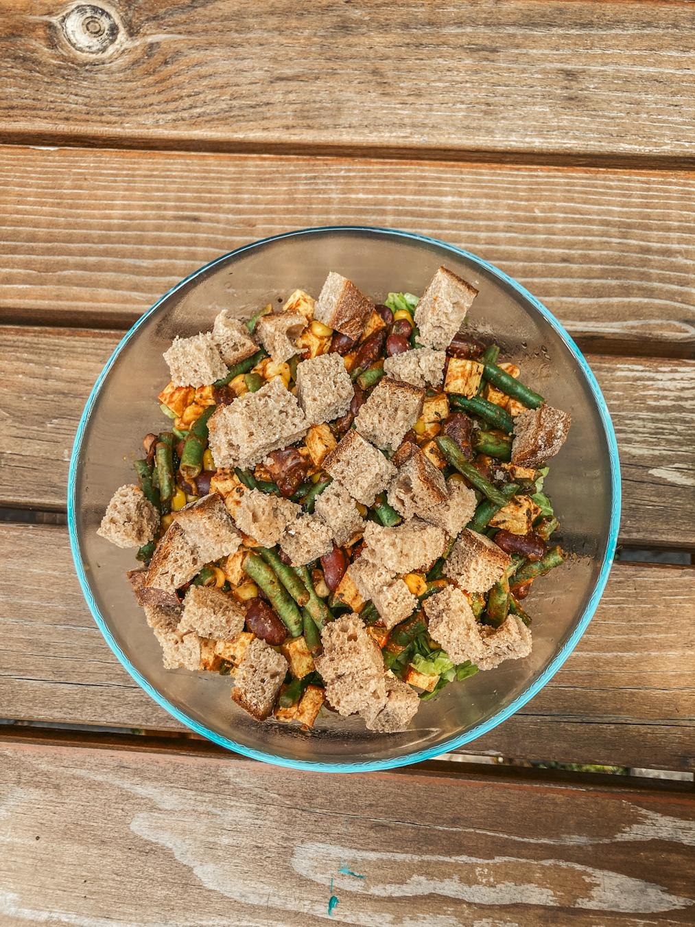 Vegane Buddha-Bowl Rezept